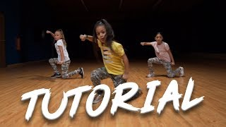 Becky G - Zooted ft. French Montana (Dance Tutorial) Choreography | MihranTV