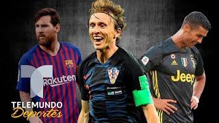Modric el mejor: ¿Fin de la era Messi-CR7?  Premios The Best de la FIFA   Telemundo Deportes