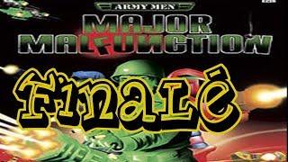 Army Men Major Malfunction || Finalé