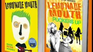 """Lemonade Mouth Puckers Up"" - LM creator Mark Peter Hughes reads from LM book 2"