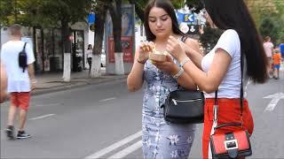 Russian streets 2018