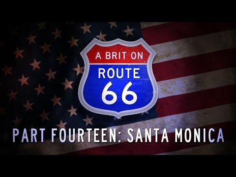 A Brit on Route 66 - 14 - Santa Monica