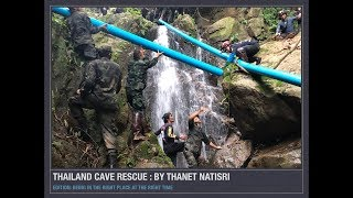 Thailand Cave Rescue: The water teams