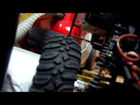 SCX-10 Shock Cam Test