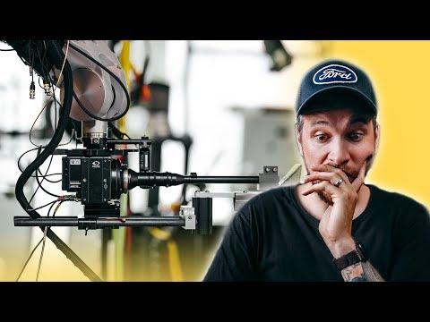 Filmmaker Reacts To CRAZY ROBOT CAMERA Techniques!
