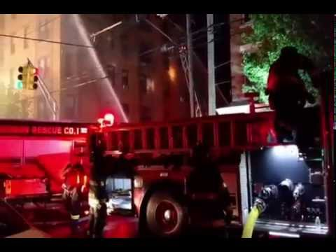 WEST NEW YORK, NJ 5TH ALARM BUILDING FIRE (W 54th St) 5-9-15 P-2