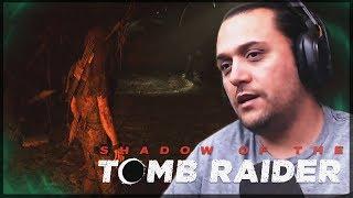 SEGREDOS E SUSPENSE - SHADOW OF THE TOMB RAIDER