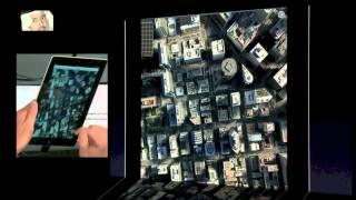 إستعراض شركة أبل لخدمة الخرائط الجديدة في نظام iOS 6