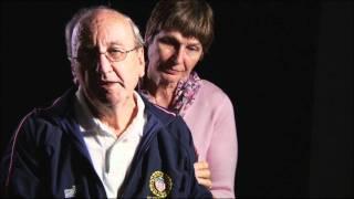 Courage undiscouraged. Wolfram & Bruni Blattner. Fighting prostate cancer twice.