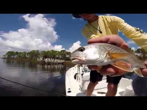 Flats Fishing Destin,FL