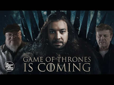 Game of Thrones Can't End Until It Begins (w/ George R.R. Martin & Sean Bean)