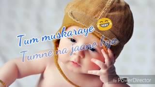 Little Cute baby voice....Kuch Kuch Hota Hai..