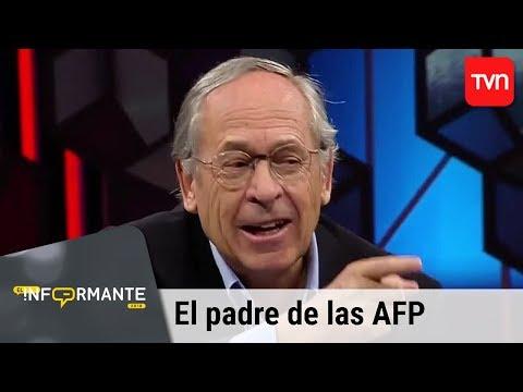 Entrevista exclusiva con José Piñera, el padre de las AFP - El Informante miércoles 3 de agosto