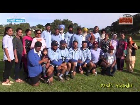 Woolgoolga Sikhs Rassa Team