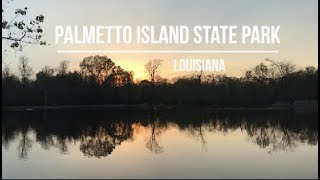 Palmetto Island State Park, Louisiana