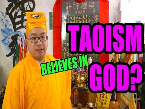 Concept of God in Taoism? Eye Popping Tao Lecture