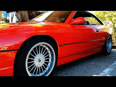 BMW Alpina B E Quick Look YouTube - Bmw 850 alpina for sale