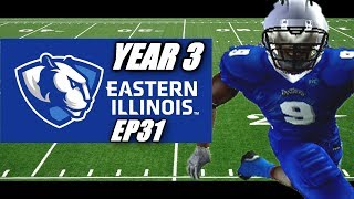 HIGH HOPES - EASTERN ILLINOIS DYNASTY - NCAA FOOTBALL 06 - EP31