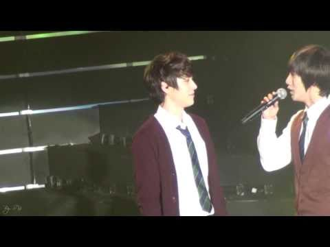 101121 KRY Concert in Taiwan - The Night Chicago Died (Kyuhyun focused)