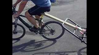 Bike Game Cart Trailer