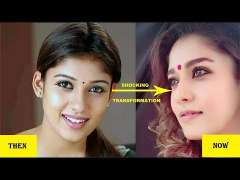 Nayantara Shocking Transformation and New Look 2018