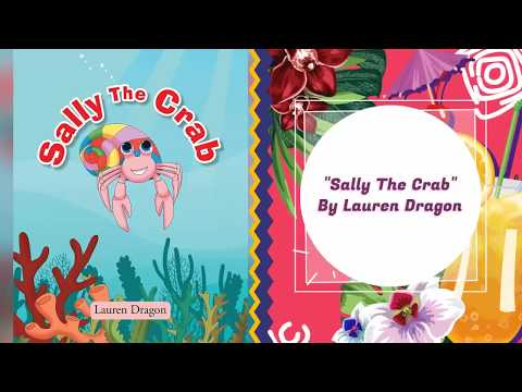 Sally The Crab by Lauren Dragon is now a RWYK Certified Great Read!