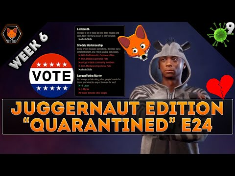The Best Recruit! VOTE FOR WEEK 7! (State Of Decay 2 Juggernaut Edition QUARANTINED Episode 24!)