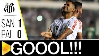 Video Gol Pertandingan Santos FC vs SE Palmeiras