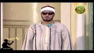 الشيخ محمد عمران ابتهار نادر شهر الصيام  // احمد عبده ومدارس التلاوة