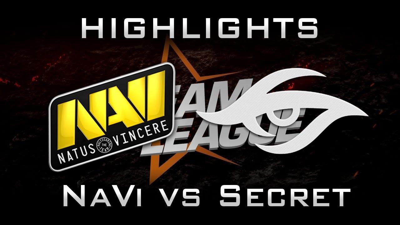 Download NaVI vs Secret DreamLeague 2017 Highlights Dota 2