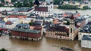 Worst FLOODS!! of ALL TIME Ravage EUROPE 23 Dead - Germany Austria Switz Czech Hungary...6.11.13(http://www.harvestarmy.org - - SUBSCRIBE FOR PREDICTIONS THAT MAY AFFECT YOU - - June 3, 2013 Europe is struck by apocalyptic floods. Look in the ..., 2013-06-03T17:25:09.000Z)