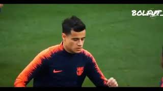 Philippe Coutinho●Barcelona●2018/19