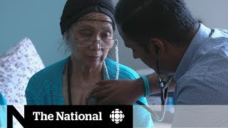 Journey Home: Inside a hospice for the homeless