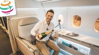 Weltweit BESTE First Class Air France La Premiere  YourTravelTV