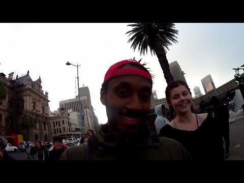 Free walking tours cape town @ District Six (KoKo Vlogs #22 )