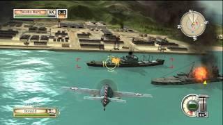 Battlestations Midway Walkthrough Part 4: Vengence at Luzon