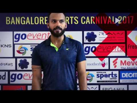 Bangalore Sports Carnival | Sportzify | Aftermovie | Budding n Creative | Rasagulla- 01