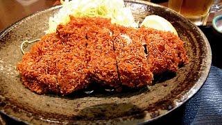 Tonkatsu sotto la Tokyo Station - Kitchen Street - Cotoletta di Maiale