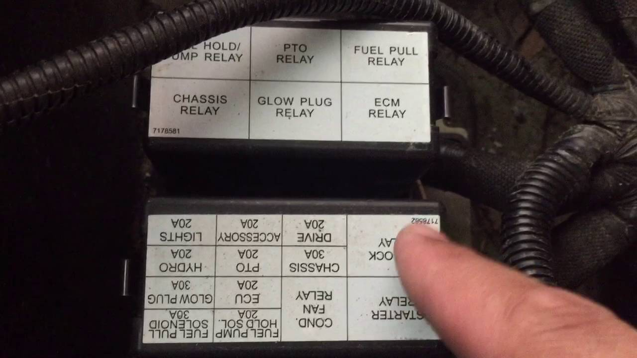 Diagram  Polaris Ranger 800 Fuse Box Location Full