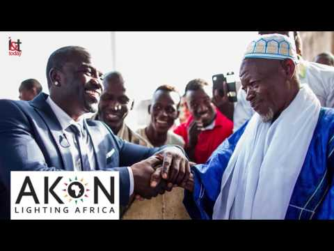 Innovation & Tech Today @ CES 2017: Akon & Royole