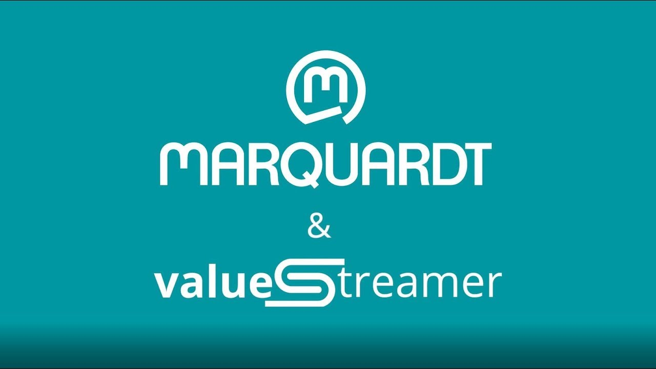 digitales shopfloor management bei marquardt mit valuestreamer youtube. Black Bedroom Furniture Sets. Home Design Ideas