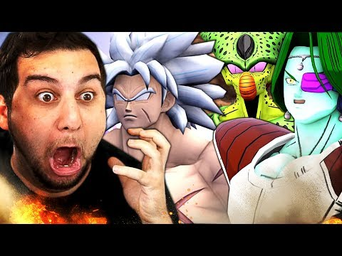 STOP REACTING YOU SAY?! | Kaggy Reacts to Cell VS Imperfect Cell, UI Broly and Zarbon Part 2