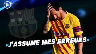 Lionel Messi lâche ses vérités sur le Barça | Revue de presse