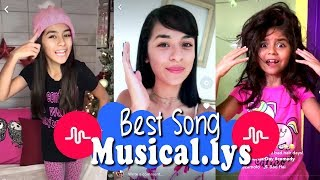 Song TikTok Musically Compilation 2017 - Best Musical.ly Videos // GEM Sisters