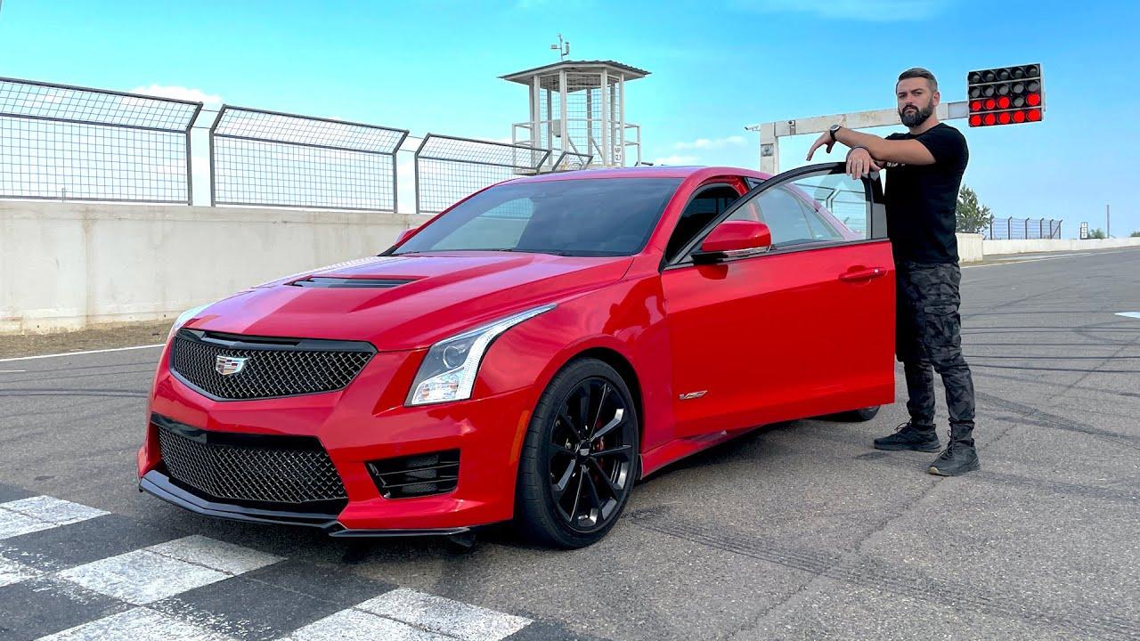 უტდ – Cadillac ATS-V – ამერიკის პასუხი გერმანიას!