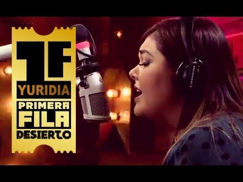 """Yuridia - """"Que Nadie Se Entere"""" (Versión Acústica) / Primera Fila"""