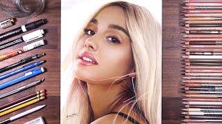 Drawing Ariana Grande | drawholic
