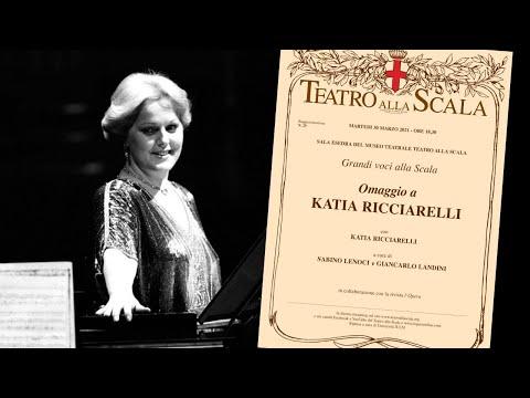 Grandi voci alla Scala - Katia Ricciarelli