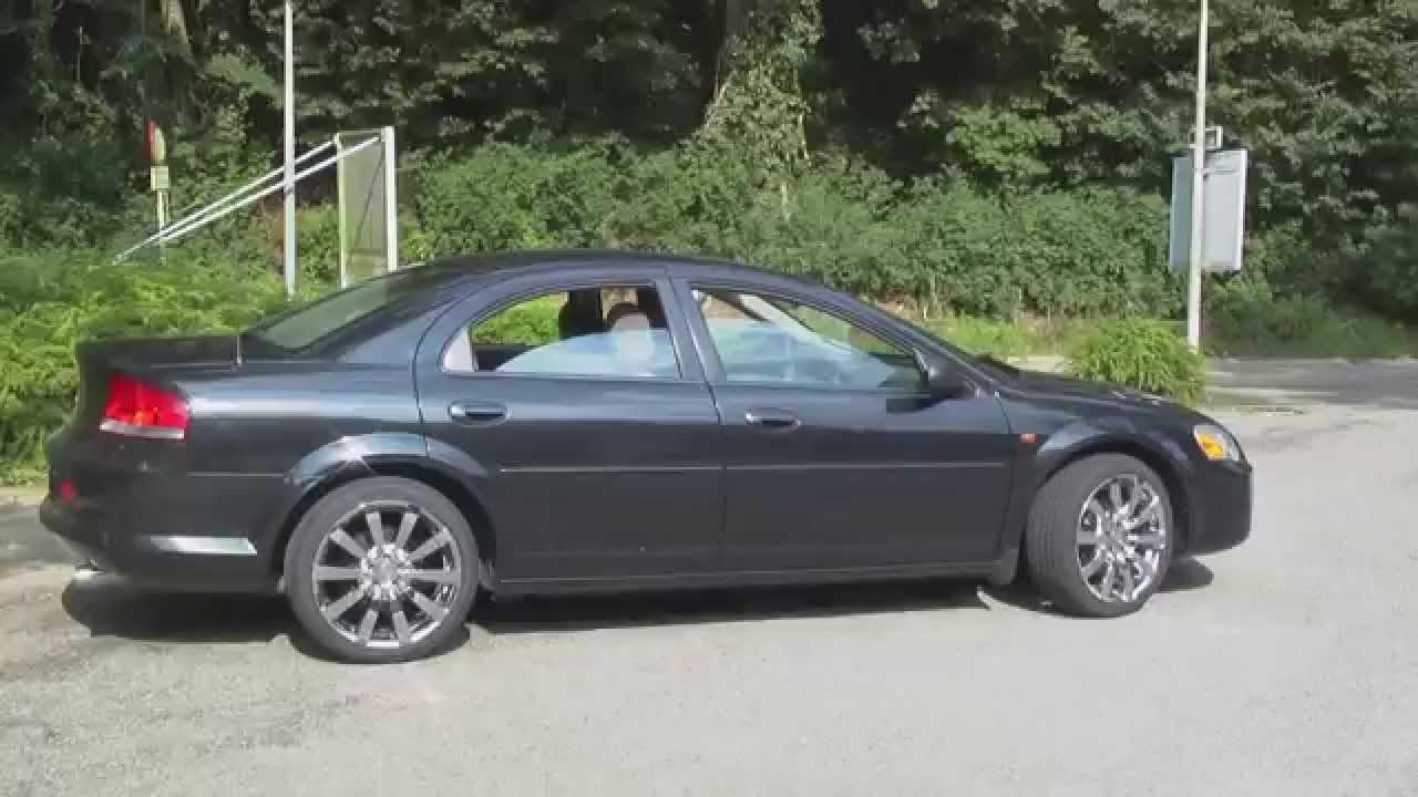 Maxresdefault on 2005 Chrysler Sebring Convertible