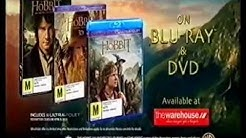 The Hobbit - Blu-ray & DVD Release Ad 3